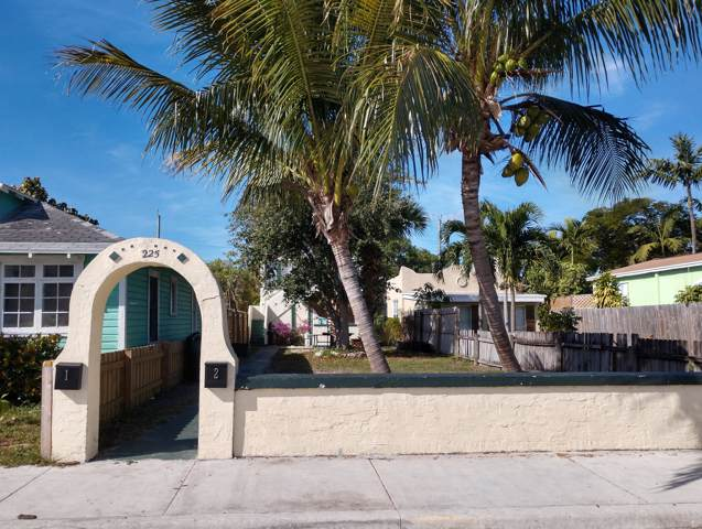 225 N M Street, Lake Worth Beach, FL 33460 (#RX-10582797) :: Ryan Jennings Group