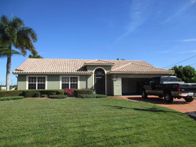 6764 NW Abigail Avenue, Port Saint Lucie, FL 34983 (MLS #RX-10582850) :: Berkshire Hathaway HomeServices EWM Realty
