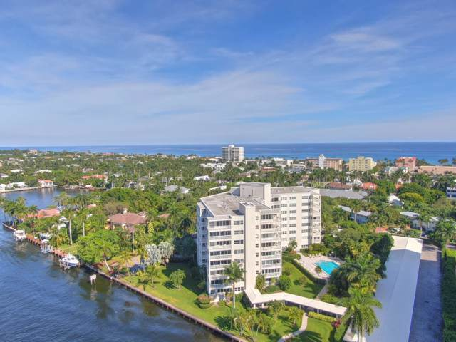 1000 Lowry Street 2J, Delray Beach, FL 33483 (#RX-10582857) :: The Reynolds Team/ONE Sotheby's International Realty