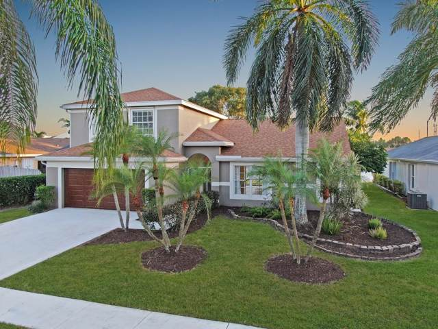 6057 Terra Rosa Circle, Boynton Beach, FL 33472 (MLS #RX-10582895) :: Berkshire Hathaway HomeServices EWM Realty