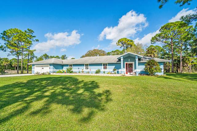 15741 99th Court N, The Acreage, FL 33470 (#RX-10582898) :: Ryan Jennings Group
