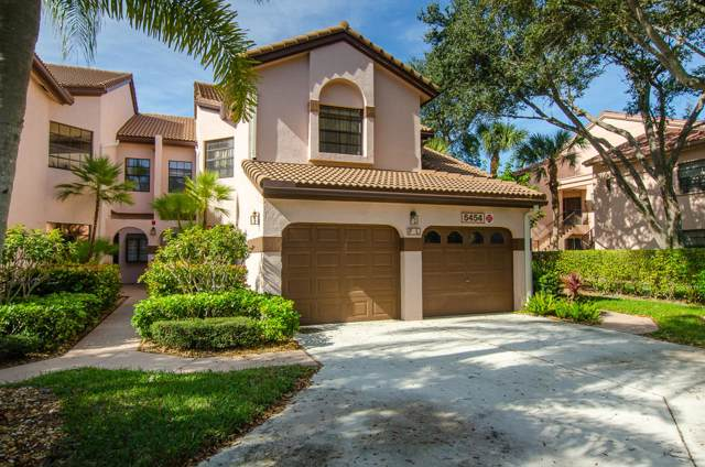 5454 Firenze Drive F, Boynton Beach, FL 33437 (#RX-10582921) :: Ryan Jennings Group