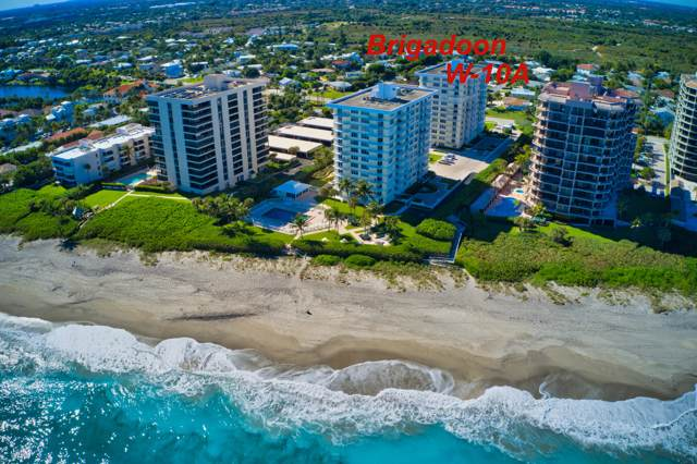 500 Ocean Drive W-10A, Juno Beach, FL 33408 (#RX-10582987) :: Keller Williams Vero Beach