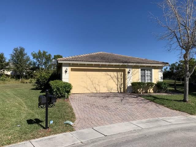 1985 SW Marblehead Way, Port Saint Lucie, FL 34953 (MLS #RX-10583001) :: Berkshire Hathaway HomeServices EWM Realty