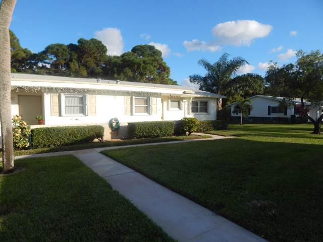 2884 Crosley Drive W D, West Palm Beach, FL 33415 (#RX-10583018) :: Ryan Jennings Group