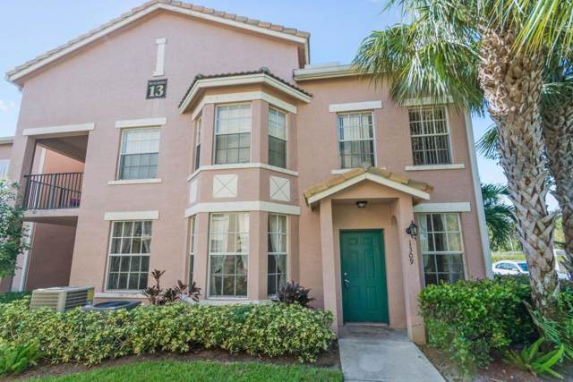 1309 Belmont Place #1309, Boynton Beach, FL 33436 (#RX-10583068) :: Ryan Jennings Group