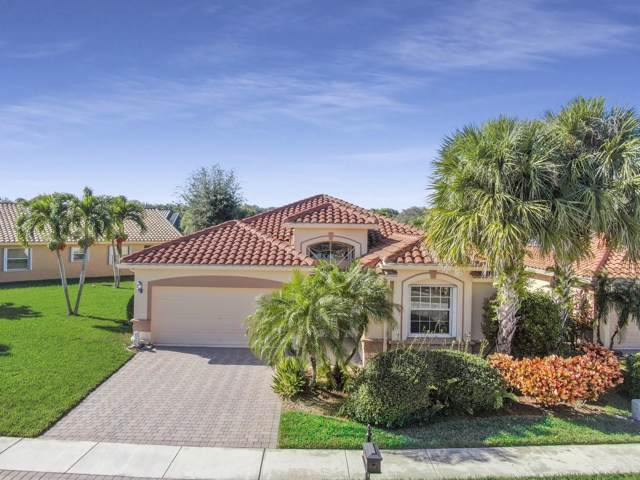 7713 Campania Drive, Boynton Beach, FL 33472 (#RX-10583133) :: Ryan Jennings Group
