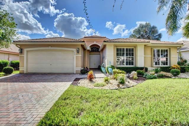 7409 Lahana Circle, Boynton Beach, FL 33437 (#RX-10583135) :: Ryan Jennings Group