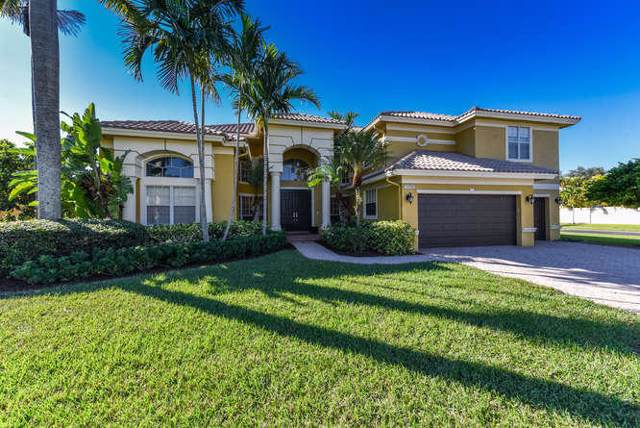 21705 Fall River Drive, Boca Raton, FL 33428 (#RX-10583139) :: Ryan Jennings Group