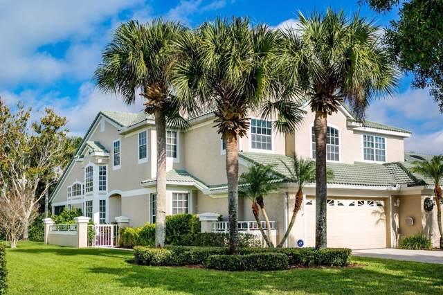 1590 SW Harbour Isles Circle #75, Port Saint Lucie, FL 34986 (MLS #RX-10583166) :: Berkshire Hathaway HomeServices EWM Realty