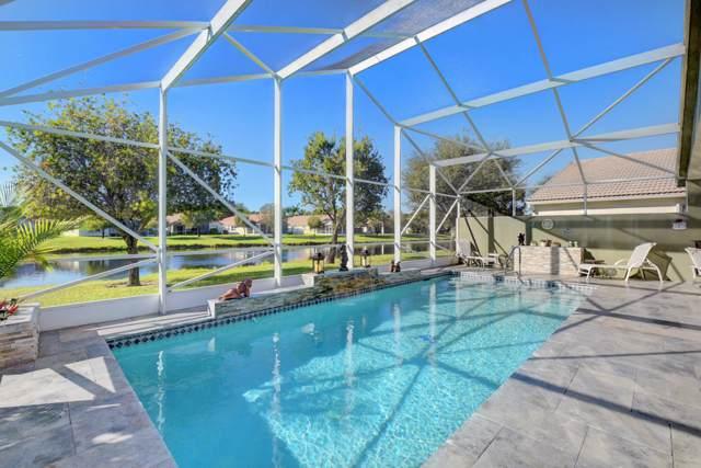 10599 Tropical Breeze Lane, Boynton Beach, FL 33437 (#RX-10583202) :: Ryan Jennings Group