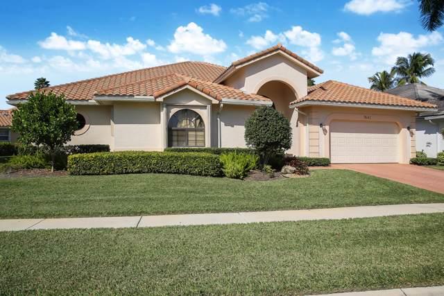 7641 La Corniche Circle, Boca Raton, FL 33433 (MLS #RX-10583231) :: The Paiz Group