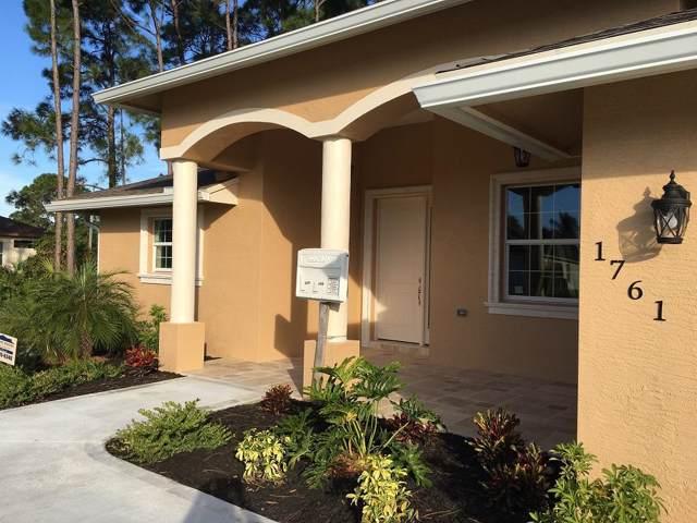 1761 SW Lofgren Avenue, Port Saint Lucie, FL 34953 (#RX-10583244) :: The Reynolds Team/ONE Sotheby's International Realty