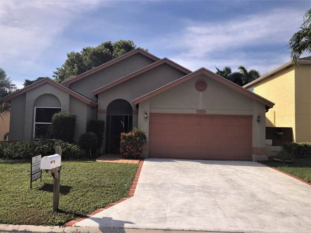 1264 Waterway Cove Drive, Wellington, FL 33414 (#RX-10583245) :: Real Estate Authority