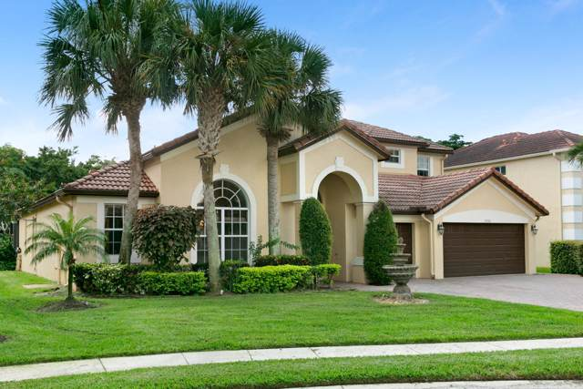 7270 Serrano Terrace, Delray Beach, FL 33446 (#RX-10583294) :: Ryan Jennings Group