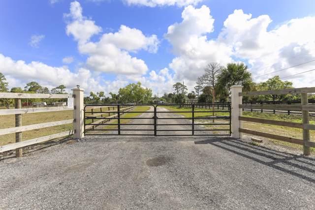 2720 A Road, Loxahatchee Groves, FL 33470 (#RX-10583295) :: Ryan Jennings Group