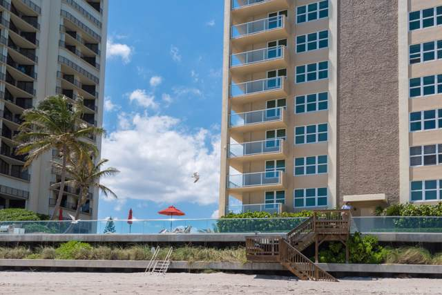 5440 N Ocean Drive Ph 103, Singer Island, FL 33404 (#RX-10583296) :: Ryan Jennings Group