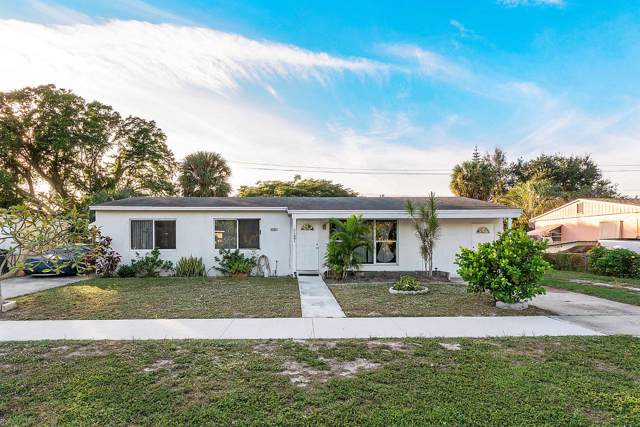1001 Snowden Drive, Lake Worth Beach, FL 33461 (MLS #RX-10583302) :: The Jack Coden Group