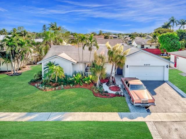 9697 Richmond Circle, Boca Raton, FL 33434 (MLS #RX-10583303) :: Berkshire Hathaway HomeServices EWM Realty