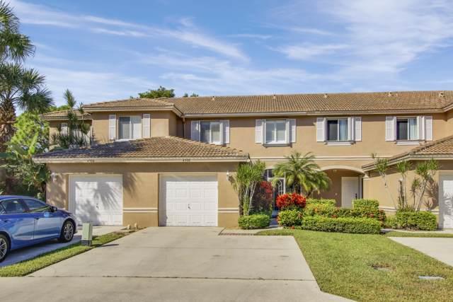 4908 Pinemore Lane, Lake Worth, FL 33463 (MLS #RX-10583324) :: Berkshire Hathaway HomeServices EWM Realty