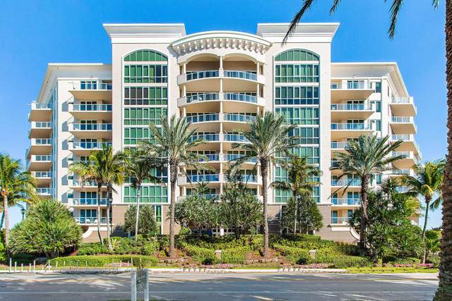 1063 Hillsboro Mile #605, Hillsboro Beach, FL 33062 (MLS #RX-10583326) :: Castelli Real Estate Services