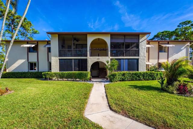 324 Knotty Pine Circle A-1, Greenacres, FL 33463 (#RX-10583329) :: Ryan Jennings Group