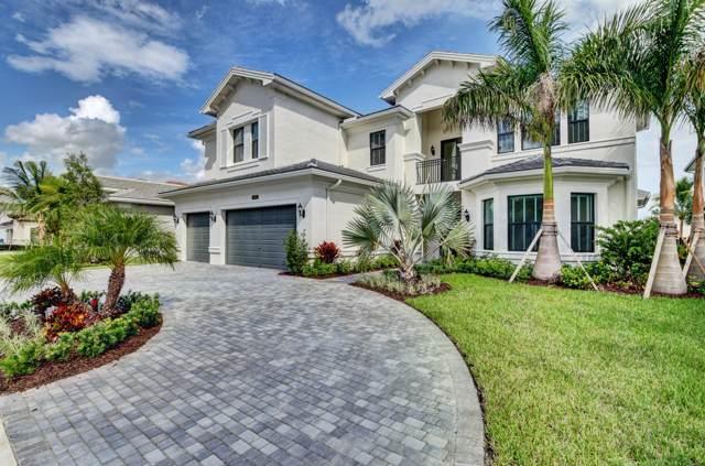 9850 Rennes Lane, Delray Beach, FL 33446 (MLS #RX-10583333) :: Berkshire Hathaway HomeServices EWM Realty