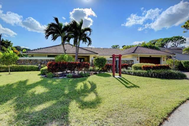 3554 Pine Lake Court, Delray Beach, FL 33445 (#RX-10583422) :: Ryan Jennings Group