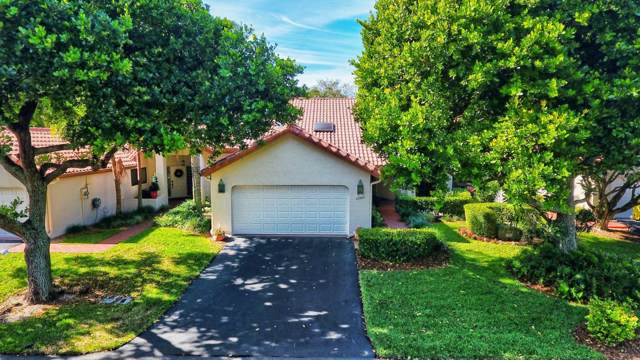23383 Water Circle, Boca Raton, FL 33486 (MLS #RX-10583427) :: Castelli Real Estate Services