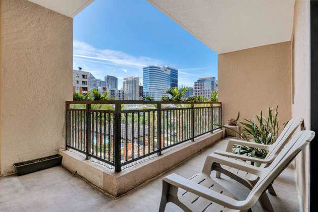 110 N Federal Highway #809, Fort Lauderdale, FL 33301 (MLS #RX-10583432) :: Best Florida Houses of RE/MAX