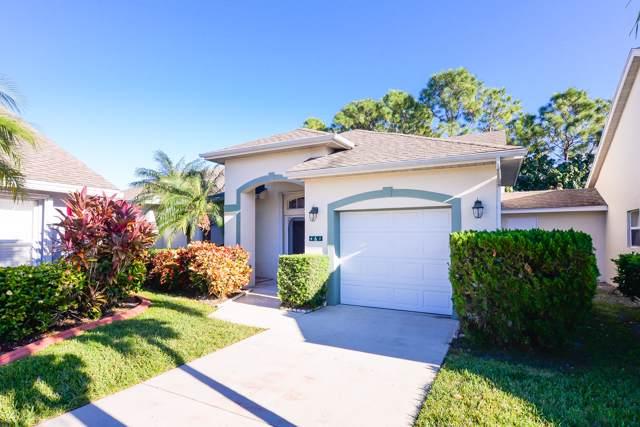 461 NW Marsala Terrace, Port Saint Lucie, FL 34986 (#RX-10583493) :: Ryan Jennings Group