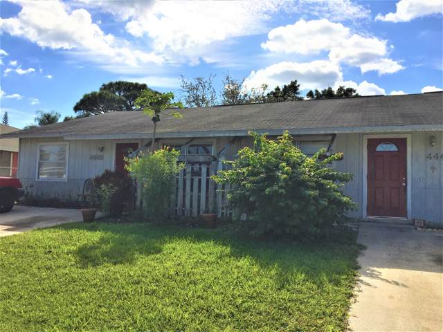 4444 SE Village Road, Stuart, FL 34997 (#RX-10583511) :: Ryan Jennings Group