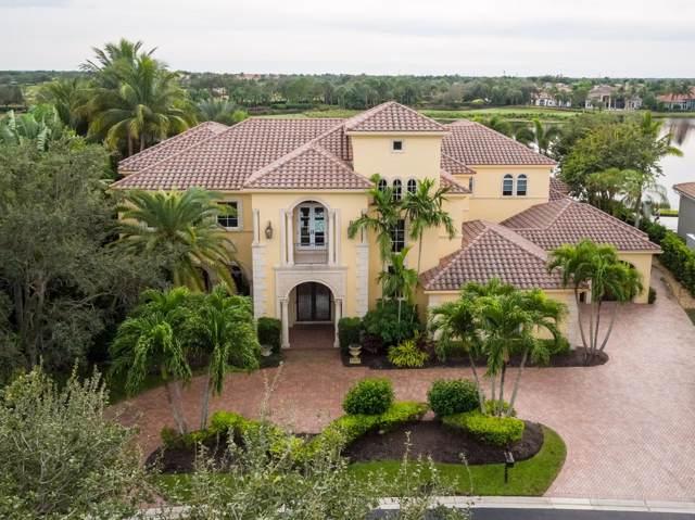 112 Via Palacio, Palm Beach Gardens, FL 33418 (#RX-10583516) :: Keller Williams Vero Beach