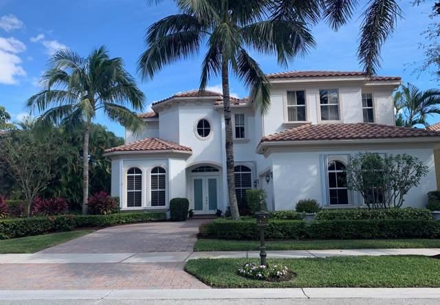 114 Siesta Way, Palm Beach Gardens, FL 33418 (MLS #RX-10583541) :: The Jack Coden Group