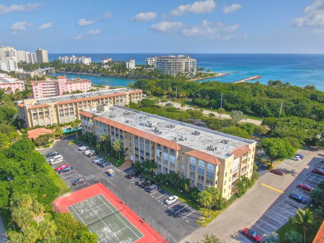 1111 S Ocean Boulevard #5140, Boca Raton, FL 33432 (#RX-10583555) :: The Reynolds Team/ONE Sotheby's International Realty