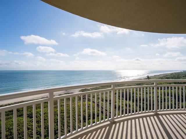 3702 N Highway A1a #803, Hutchinson Island, FL 34949 (MLS #RX-10583562) :: Berkshire Hathaway HomeServices EWM Realty