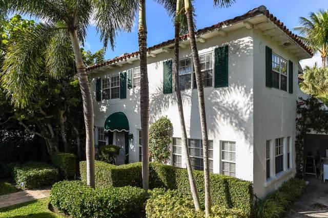 411 Brazilian Avenue, Palm Beach, FL 33480 (MLS #RX-10583574) :: Berkshire Hathaway HomeServices EWM Realty