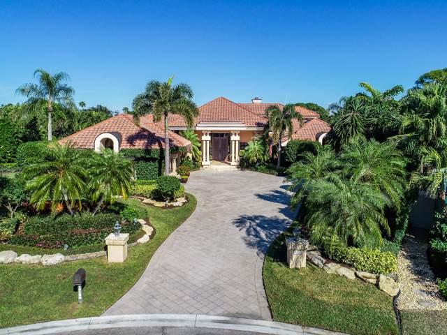 13120 Monet Lane, Palm Beach Gardens, FL 33410 (MLS #RX-10583614) :: The Jack Coden Group