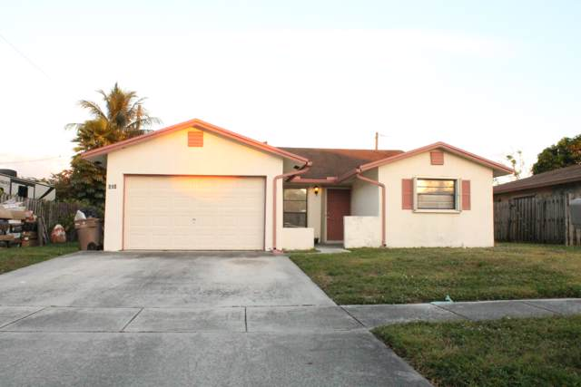 310 SW 33rd Avenue, Deerfield Beach, FL 33442 (#RX-10583617) :: Ryan Jennings Group