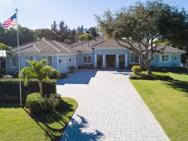11135 Monet Lane, Palm Beach Gardens, FL 33410 (MLS #RX-10583629) :: The Jack Coden Group