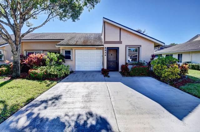 8954 Sunnywood Place B, Boca Raton, FL 33496 (#RX-10583649) :: Ryan Jennings Group