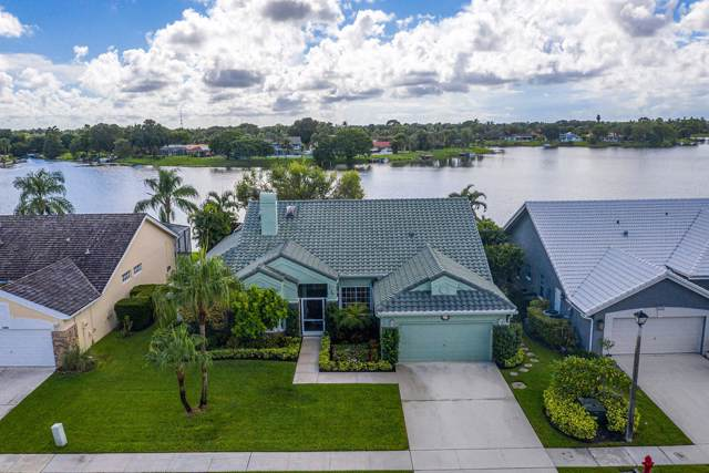1136 Lake Breeze Drive, Wellington, FL 33414 (#RX-10583667) :: Real Estate Authority