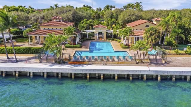 1010 Lake Shore Drive #102, Lake Park, FL 33403 (MLS #RX-10583673) :: Berkshire Hathaway HomeServices EWM Realty