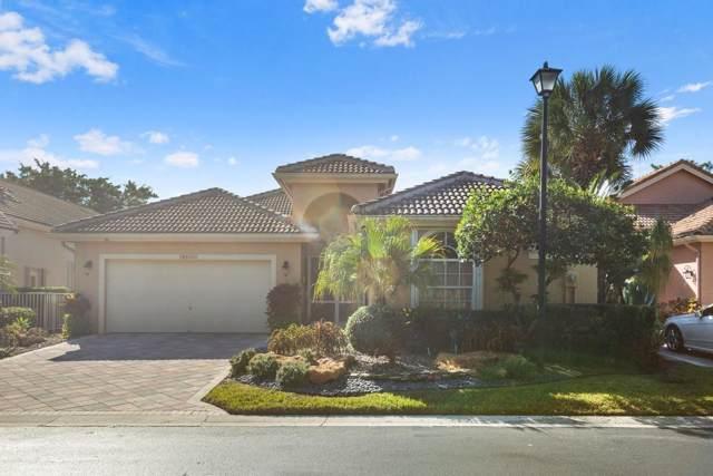 10658 Greenbriar Villa Drive, Lake Worth, FL 33449 (MLS #RX-10583708) :: Berkshire Hathaway HomeServices EWM Realty