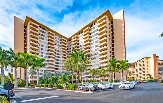 3333 NE 34th Street #309, Fort Lauderdale, FL 33308 (MLS #RX-10583775) :: Castelli Real Estate Services