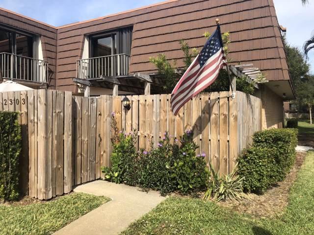 2303 23rd Lane, Palm Beach Gardens, FL 33418 (MLS #RX-10583776) :: The Jack Coden Group