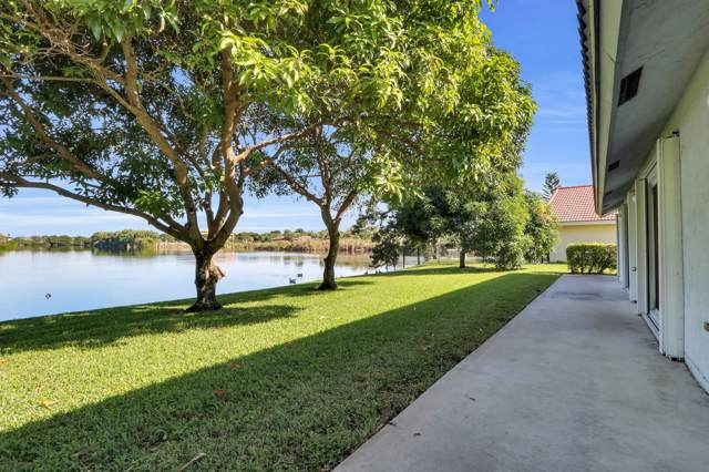 8 Aspen Court, Boynton Beach, FL 33436 (MLS #RX-10583778) :: Castelli Real Estate Services