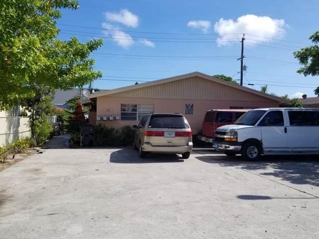 416 S F Street, Lake Worth, FL 33460 (MLS #RX-10583786) :: Castelli Real Estate Services