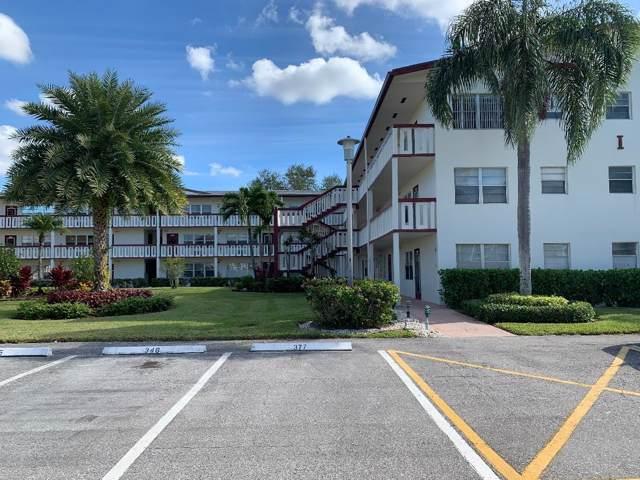 364 Fanshaw I, Boca Raton, FL 33434 (#RX-10583790) :: Ryan Jennings Group