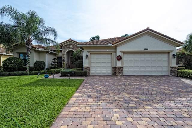 2276 NW Diamond Creek Way, Jensen Beach, FL 34957 (#RX-10583841) :: Ryan Jennings Group